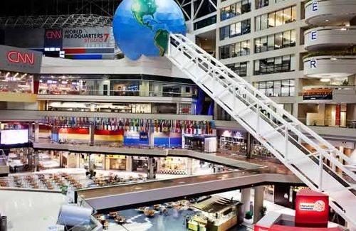 The CNN Center Tour